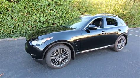 infiniti qx70 3 7 2017 infiniti qx70 3 7 with limited package