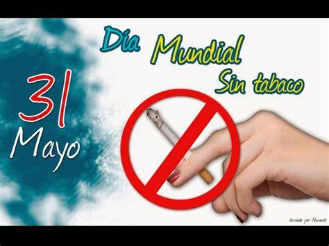 imagenes del dia del no fumador escolar d 237 a del no fumador escolar series elpopular pe