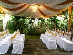 dekorasi kartini dekorasi tenda pernikahan  rumah
