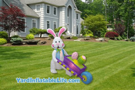 Best Photos Of Easter Yard Best Easter Yard Inflatables 2016 Yard