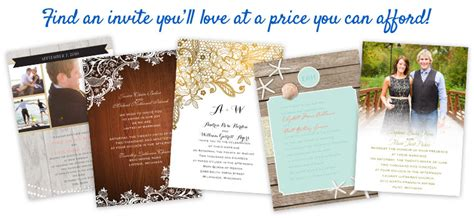 Wedding Invitation Shop by How To Word Your Only Wedding Invitations S