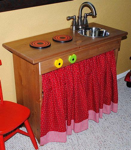 Handmade Play Kitchen - 15 best images about diy play kitchen on