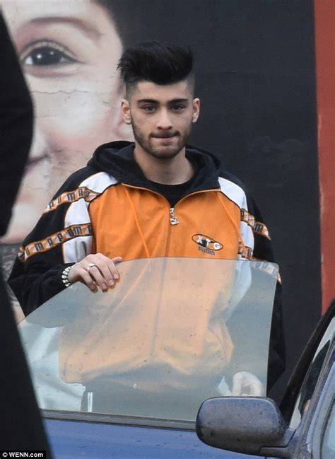 zayn malik shocks fans as he unveils daring new face