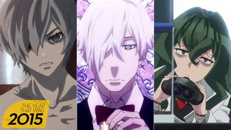 best anime the five best anime of 2015 kotaku australia
