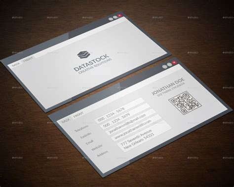 best program for business cards 25 engineer business card templates psd ai eps format