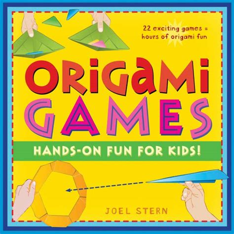 Origami Books For Children - origami on for books