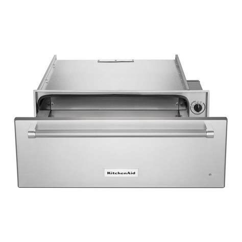 kowtess kitchenaid   slow cook warming drawer