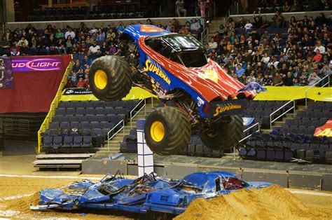 superman monster truck videos monster truck wikipedia