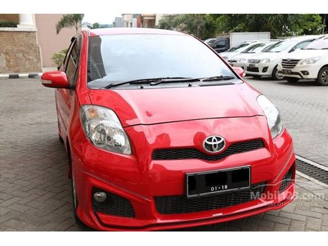 Spion Mobil Toyota Yaris Trd Sportivo Original jual mobil toyota yaris 2012 trd sportivo 1 5 di dki jakarta manual hatchback merah rp 152 000
