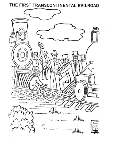 coloring page railcar industrial revolution coloring pages coloring pages