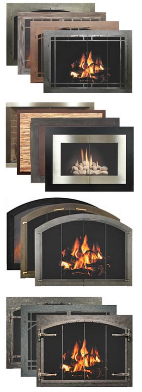 how to install glass fireplace doors fireplace doors glass door sets custom fireplace doors