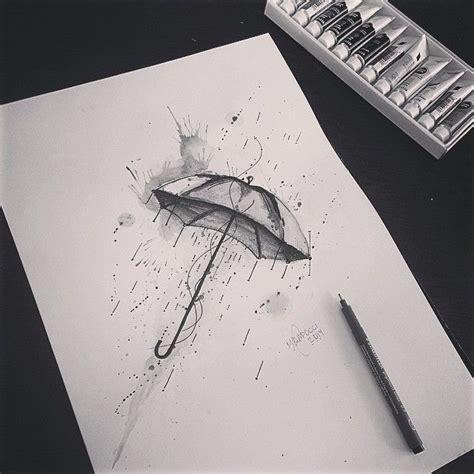 watercolor tattoo umbrella best 10 umbrella ideas on bmth
