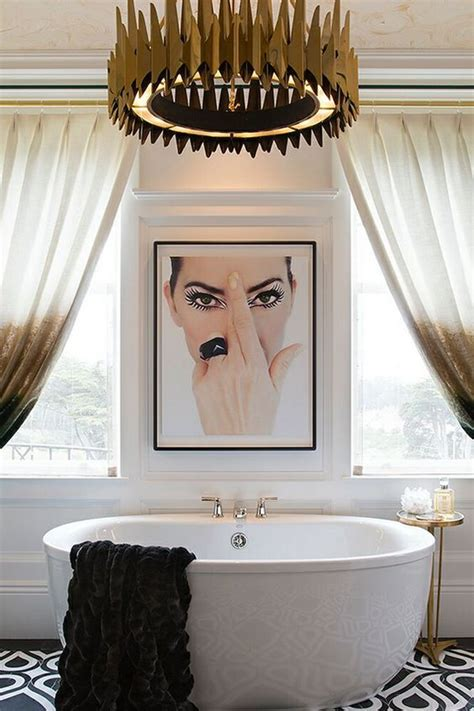 glam bathroom ideas brilliant d 233 corating ideas to make a bland bathroom come