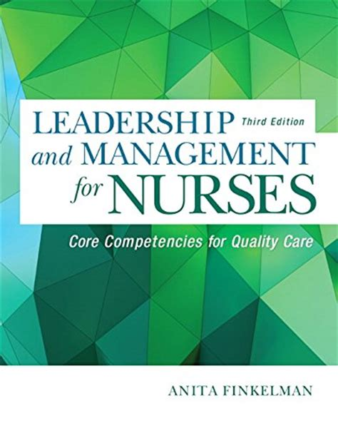 professional nursing concepts competencies for quality leadership books biography of author finkelman booking appearances
