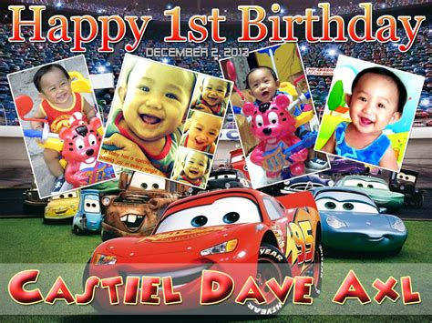 layout for birthday giveaways tarpaulins cebu giveaways personalized items party