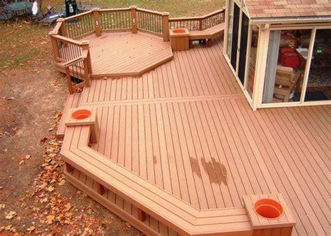 deck floor patterns deck design  deck