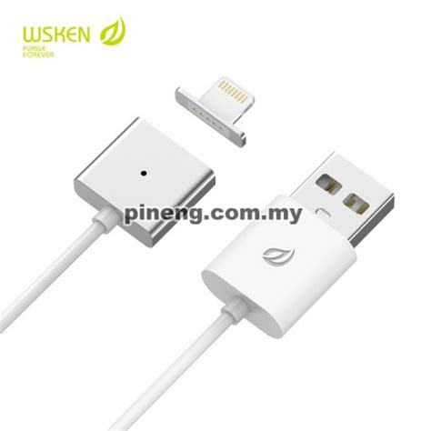 Wsken Lightning Metal For Wsken X Cable Magnetic Mini 1 Mini 2 wsken lightning magnetic fast charging x cable