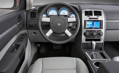 2008 Dodge Charger Interior by Car And Driver