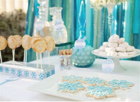 winter baby shower decorations winter themed baby shower ideas pictures to pin on