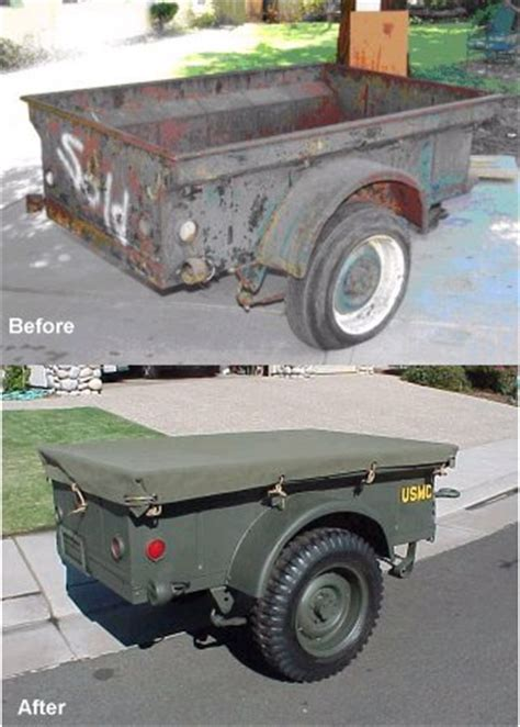 Ww2 Jeep Trailer For Sale Pookie S Willys Mbt Thread Page 2 Expedition Portal