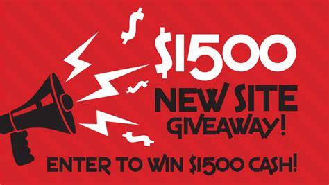 Giveaway Site - 1500 new site giveaway espn700