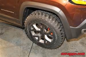 Trailhawk Mud Tires Mopar Releases Jeep Trail Carver At Sema