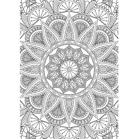 mandala coloring pages livro as 254 melhores imagens em coloring page mandala no