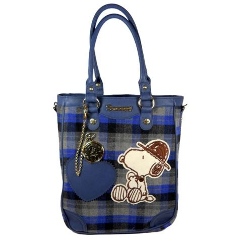 Snoopy Toska borsa fix design snoopy