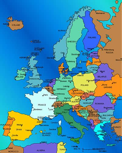 europe map 1945 ms s revolutions european geography 1918 1945