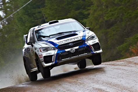 subaru rally subaru rally team canada at the 2017 rally of the