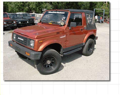 Suzuki Samurai Conversion Suzuki 137 R3 C20 Gif