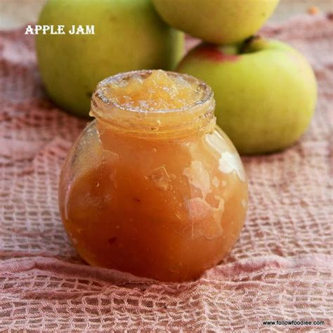 apple jam apple jam recipe apple jelly step by step pictures