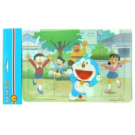 Mainan Anak Violin Frozen doraemon puzzle regular happy toko mainan