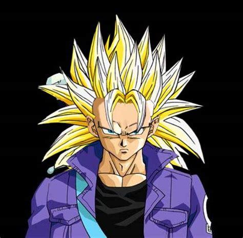 Mania Goku Ss3 trunks ssj3