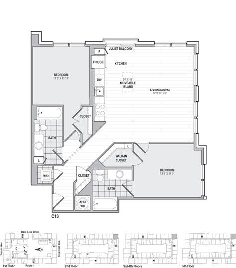 frasier apartment floor plan 328