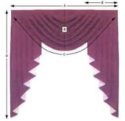 swag curtains patterns free 1000 ideas about swag curtains on pinterest drapes