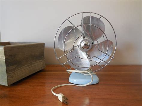 Desk Fan Small Vintage Kwik Kool Fan Small Electric Desk Fan Gling Decor