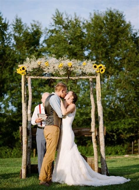 Arbor Wedding Locations by 53 Wedding Arches Arbors And Backdrops