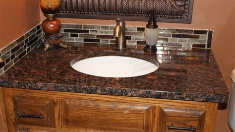 Tan Brown Granite Countertops, Granite Work Tops History Countertop