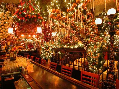 7 restaurants around the world that nailed their christmas