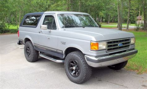 how does cars work 1990 ford bronco free book repair manuals 1990 ford bronco 5 8 351 v8 motor 4x4 106k miles rust free