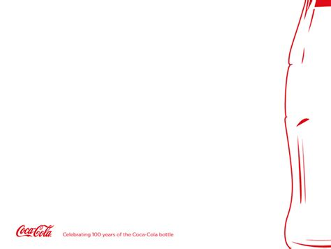 Coca Cola Caign 2015 On Behance Coca Cola Powerpoint Template