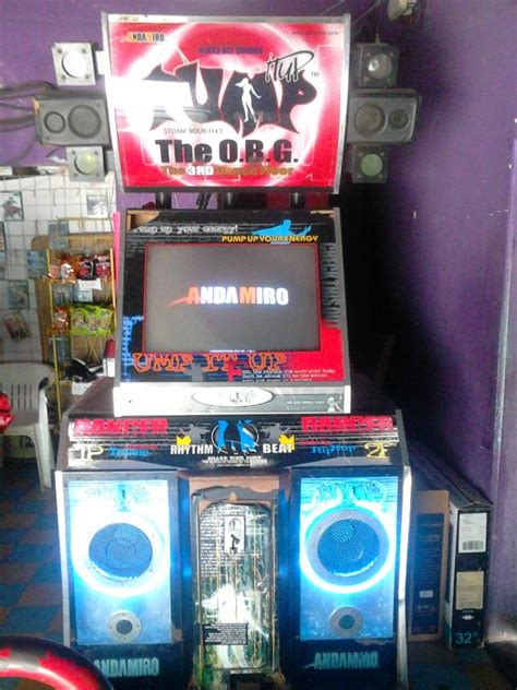 imagenes pump it up prime maquina de baile pump it up con version stepmania