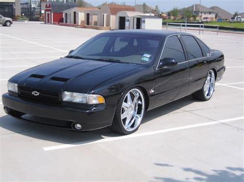 1995 chevy impala parts 1995 chevrolet impala ss 18 000 100213064 custom
