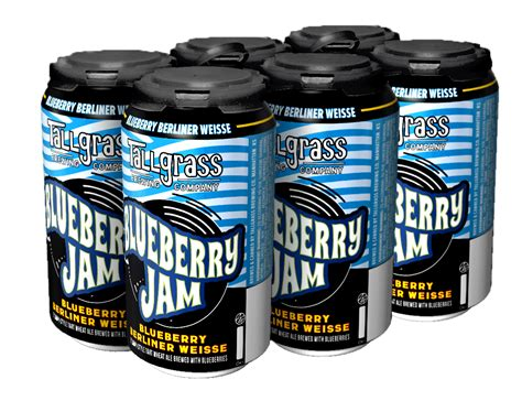Blueberry Jam Keysha Series blueberry jam tallgrass brewing company manhattan ks