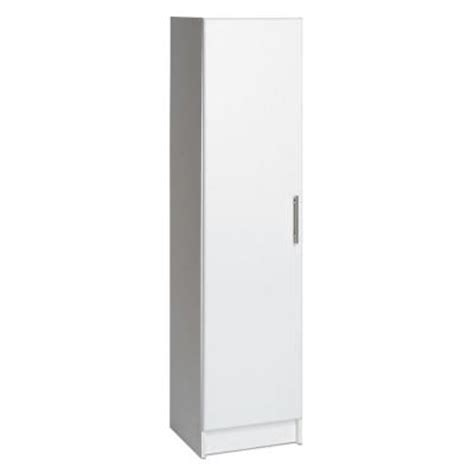 prepac 16 in d x 16 in w elite broom cabinet web 1664