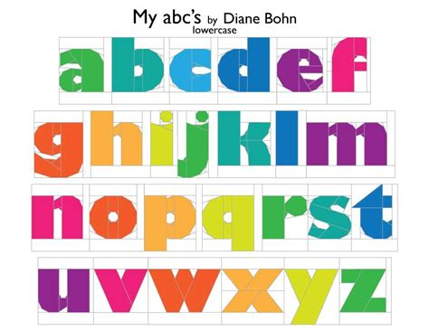 Abc Pattern Video | from blank pages my abc s lowercase alphabet pattern