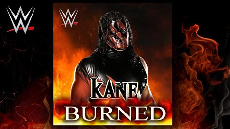 wwe theme songs kane wwe quot burned quot kane theme song ae arena effect youtube