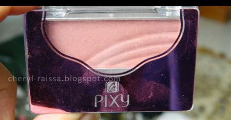 Review Pixy Eyeshadow Bronze Delight pixy colors delight blush on review product