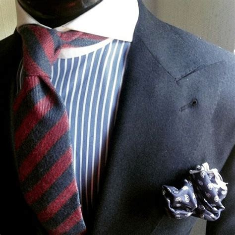 pattern shirt with striped tie 3 basic rules to mix stripes when wearing a suit my
